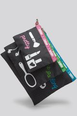 Lesportsac Cosmetic Pouch Set Three Pack - Lyst