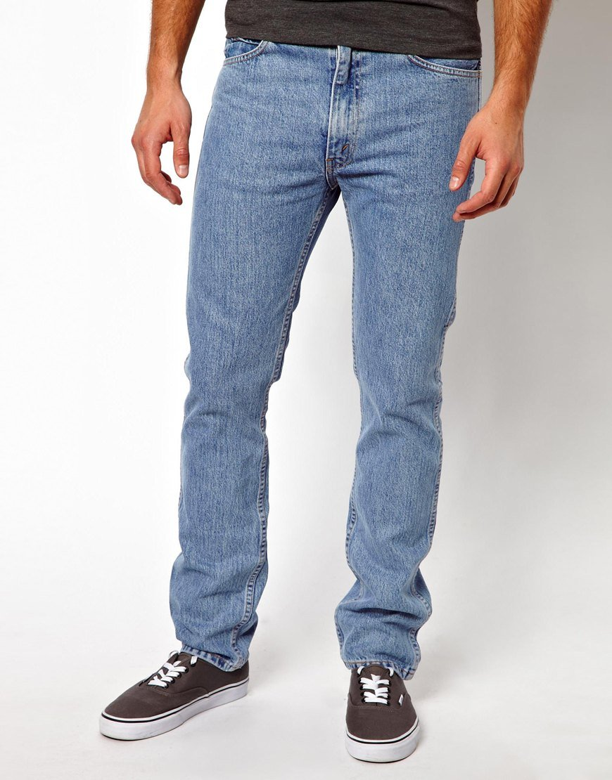 Levis 605 skinny jeans