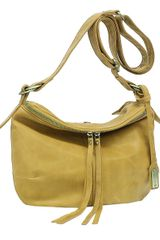 Lucky Brand Cannon Leather Crossbody Bag - Lyst