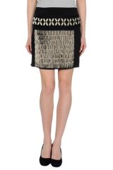 Philosophy di Alberta Ferretti Mini Skirt - Lyst