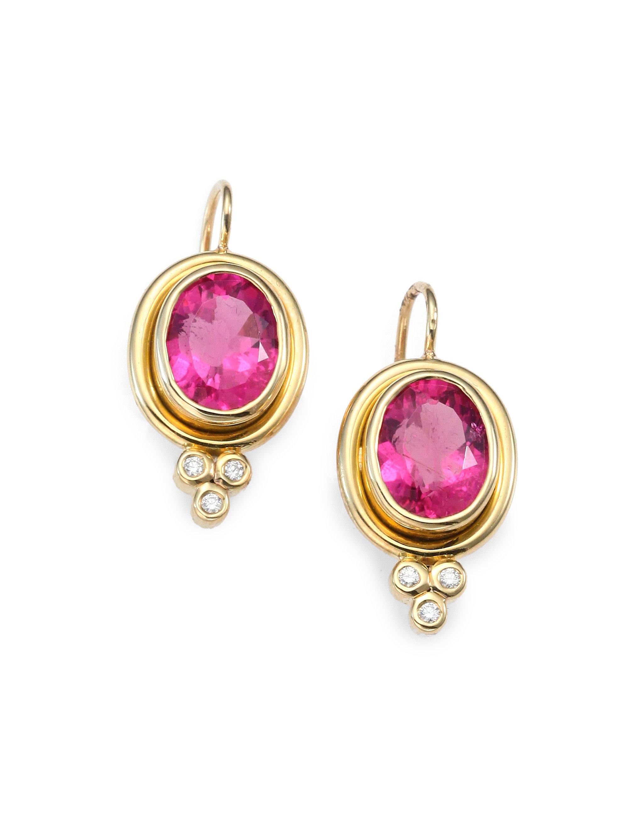 temple st clair classic color pink tourmaline