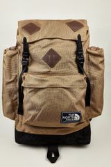 The North Face Mens Khaki Mountain Heritage Backpack - Lyst