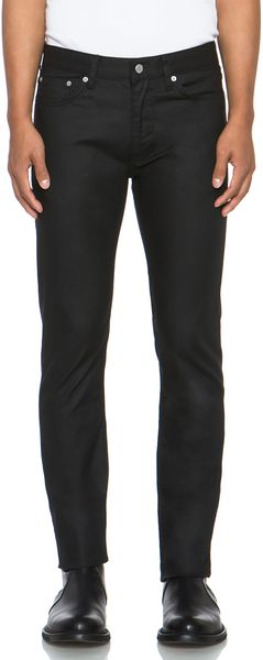 Blk Dnm Slim Fit Straight Leg Jean - Lyst