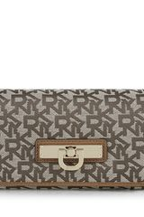 DKNY Town and Country Caryall Wallet - Lyst