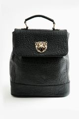 Nasty Gal Savage Heart Backpack - Lyst