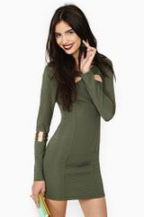 Nasty Gal Lure Dress - Lyst