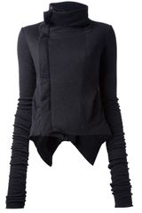 Rick Owens Lilies Fitted Jacket - Lyst