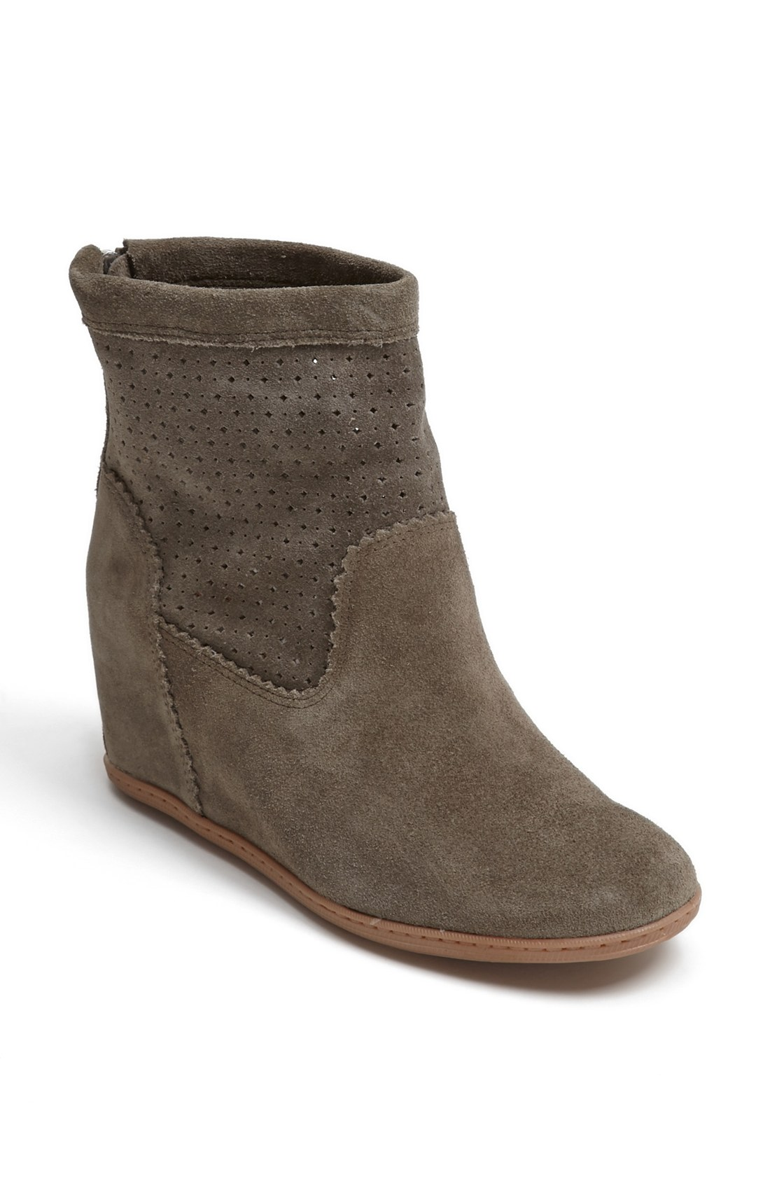 Wedge Booties. Be a trendsetter in wedge booties. Reach new heights in tall heels or keep wardrobes casual with lower ones. Slip into booties from Aerosoles, BCBGeneration, Lucky Brand, MICHAEL Michael Kors and more.