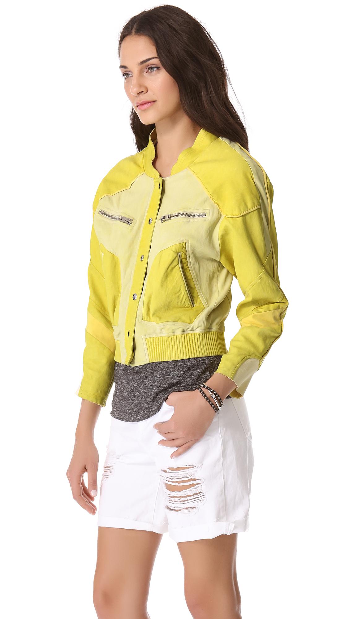 Kendall Jenner: Black Bodysuit, Leather Jacket | Steal Her ...