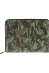 Jimmy Choo Porn Camo Document Holder - Lyst