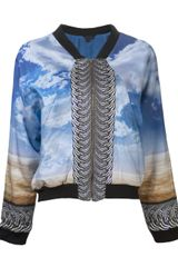 Manish Arora Cloud Print Jacket - Lyst