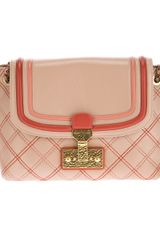 Marc Jacobs Quilted Shoulder Bag - Lyst