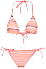 Missoni Stripe Knitted Bikini - Lyst