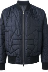 Neil Barrett Padded Jacket - Lyst