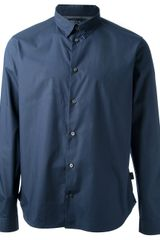 Paul Smith Button Down Shirt - Lyst