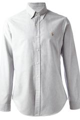 Polo Ralph Lauren Button Fastening Shirt - Lyst