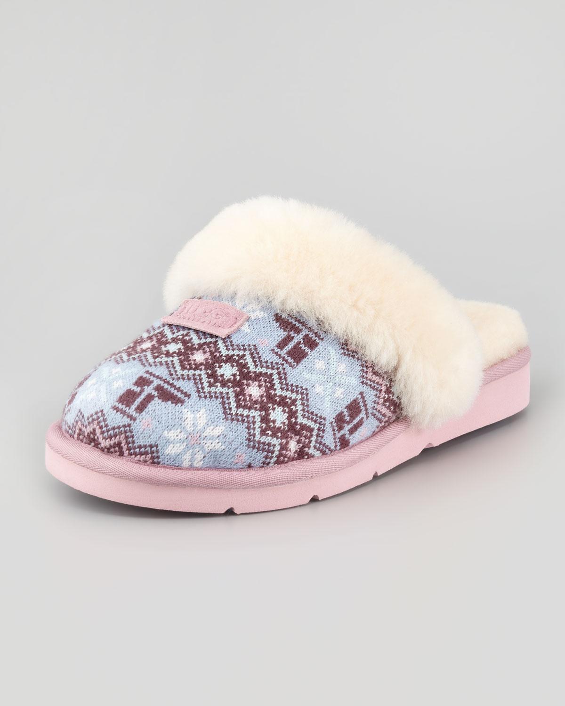 Ugg Cozy Knit Slide Slippers Mount Mercy University