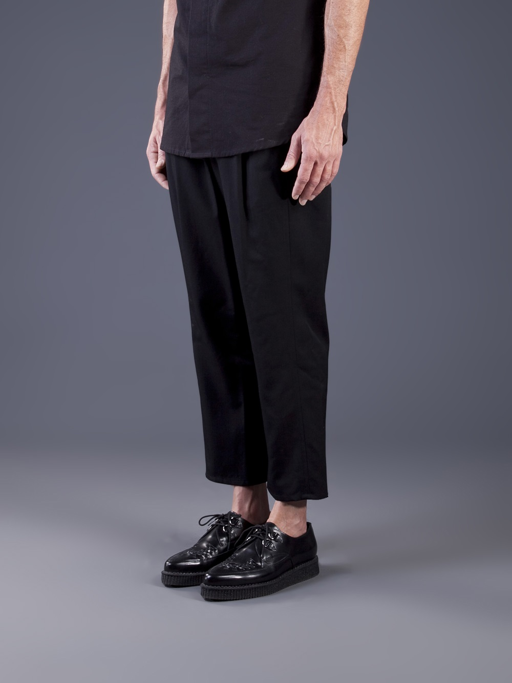 Find great deals on eBay for cropped black pants. Shop with confidence.