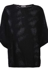 Bottega Veneta Open Weave Sweater - Lyst