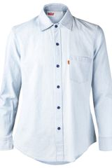 Levi's Vintage Clothing S Chambray Shirt - Lyst