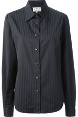 Maison Martin Margiela Striped Shirt - Lyst