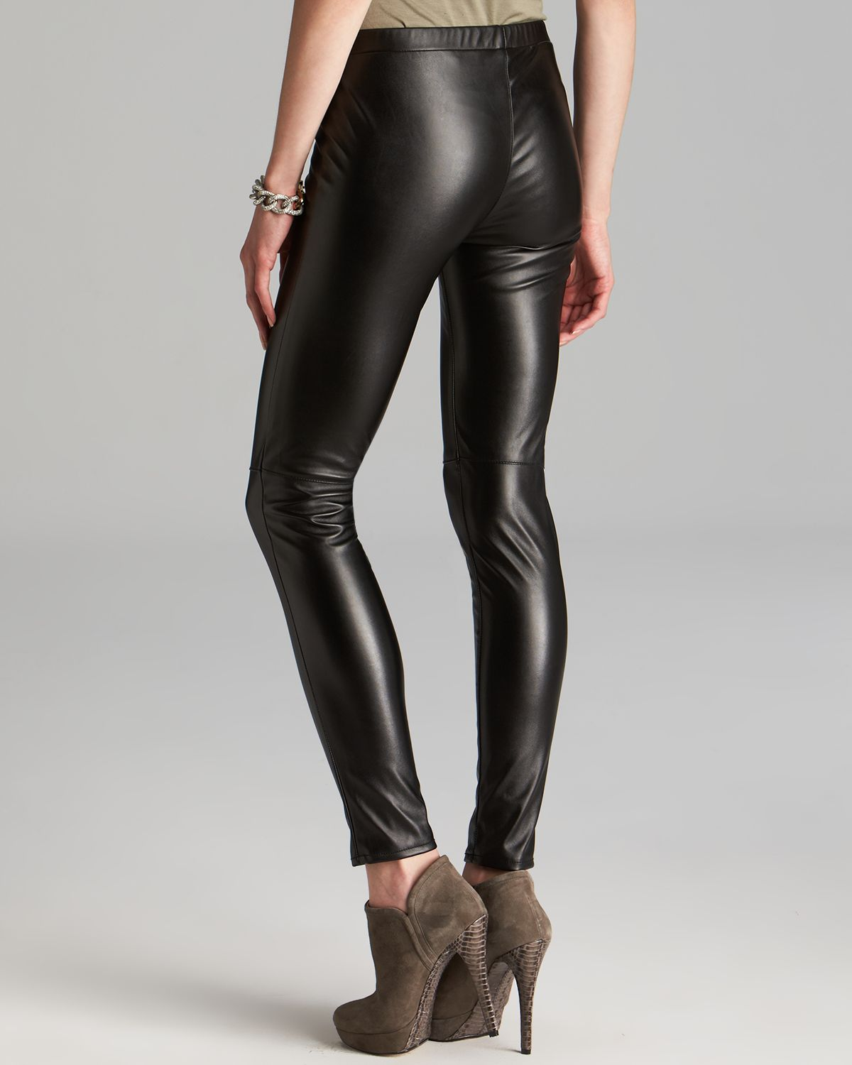 Share Faux Leather Legging in Black on Pinterest (opens in a new window) Share Faux Leather Legging in Black on Google (opens in a new window) Faux Leather Legging KARL X KAIA KARL X KAIA $ Or 4 installments of $ by afterpay.
