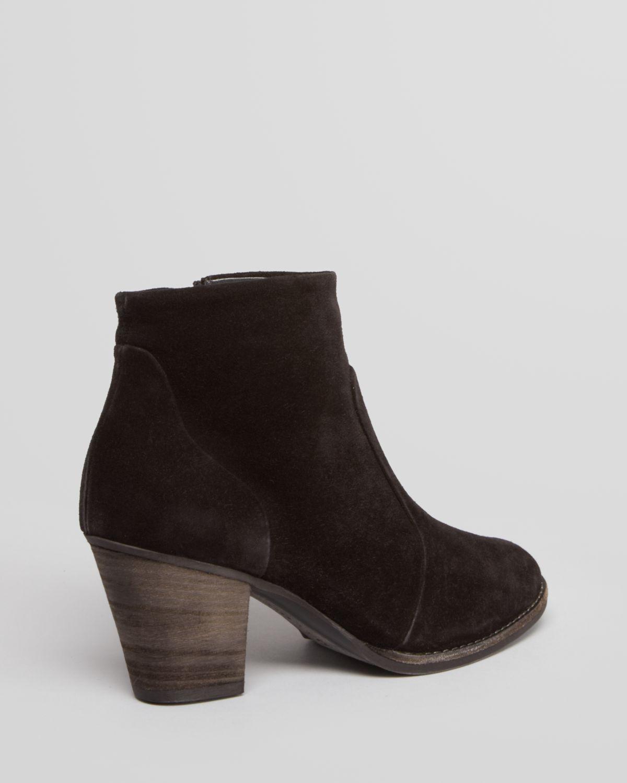 b035ad156522 Paul Green Booties Reese High Heel in Black - Lyst