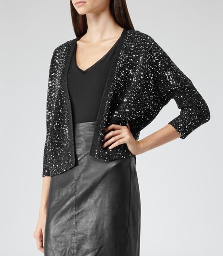 matches. ($ - $1,) Find great deals on the latest styles of Black sequin cardigan. Compare prices & save money on Women's Sweaters / Vests.