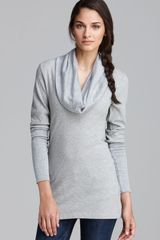 Splendid Top Thermal Cowl - Lyst