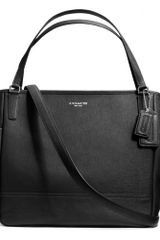 Coach Baby Bag Tote in Saffiano Leather - Lyst