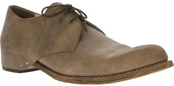 Individual Sentiments Oxford Shoe - Lyst
