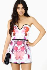 Nasty Gal Alice Mccall Morganite Romper - Lyst