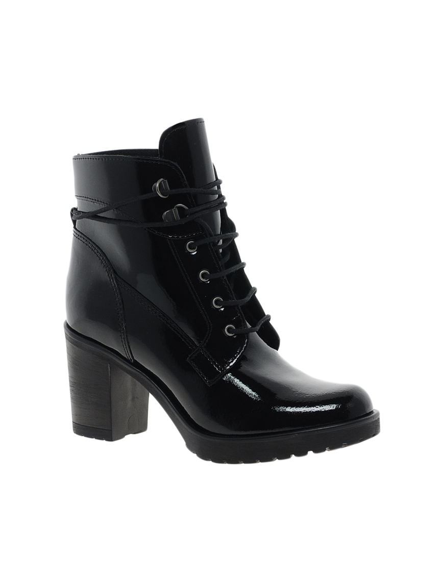 asos asos alternate ankle boots in black lyst