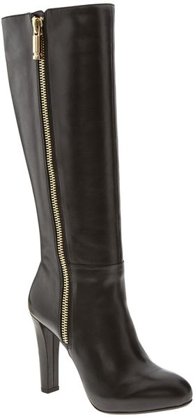 Banana Republic Vitah Zip Boot Black - Lyst
