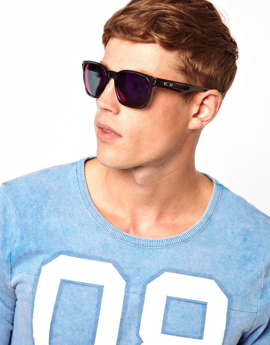 oakley garage rock round sunglasses