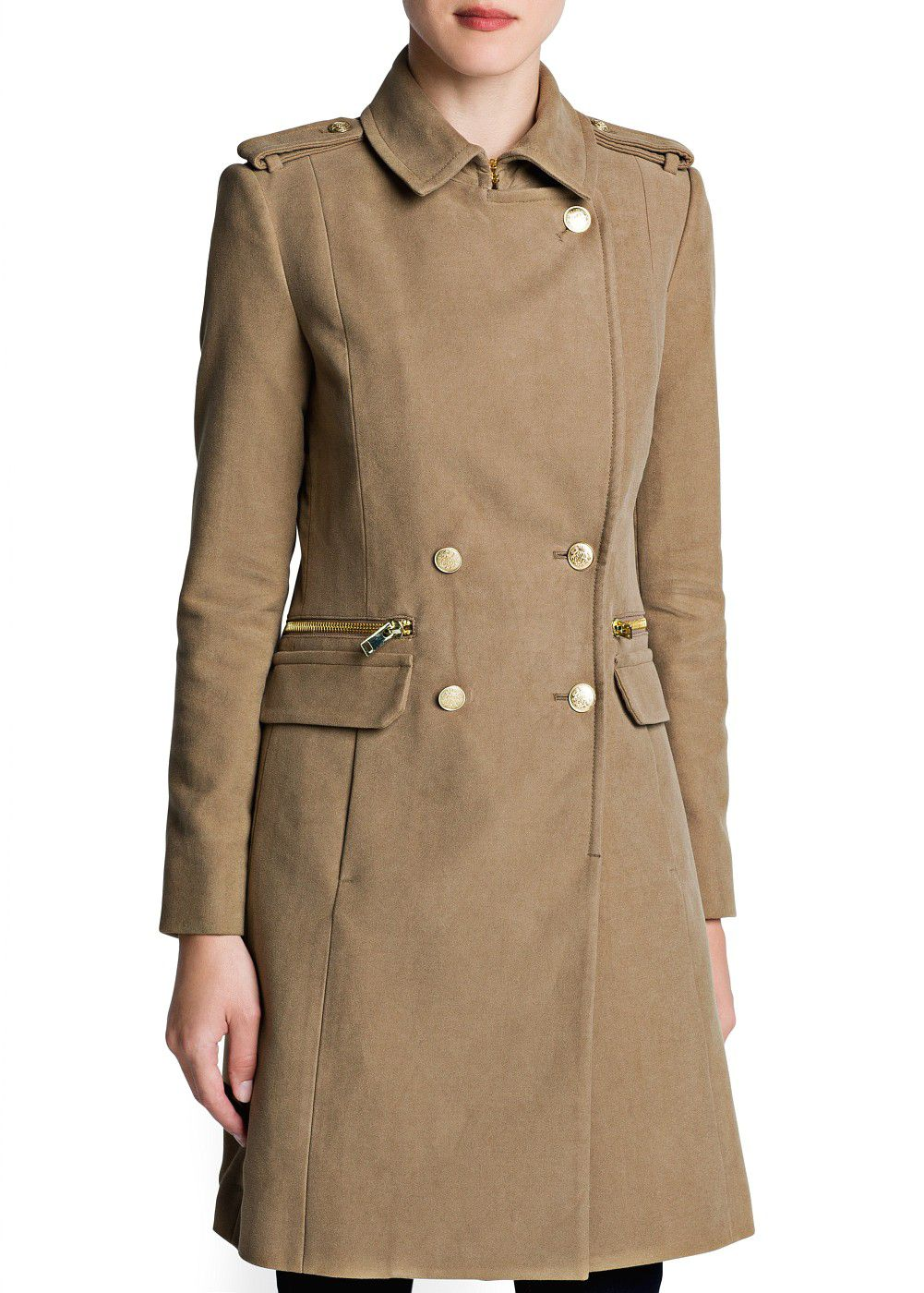 Brown regular military style jacket Save. Was £ Now £ Damsel in a dress fairfield military coat Save. Was £ Now £ Oasis Kate utility jacket Save. £ Sort by. Subscribe to our newsletter. Receive the latest offers and promotions. Follow us .
