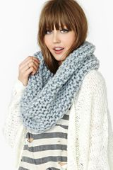 Nasty Gal Cheap Monday Down The Tube Scarf - Lyst