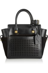 Reed Krakoff Atlantique Bionic Mini Leather Tote - Lyst