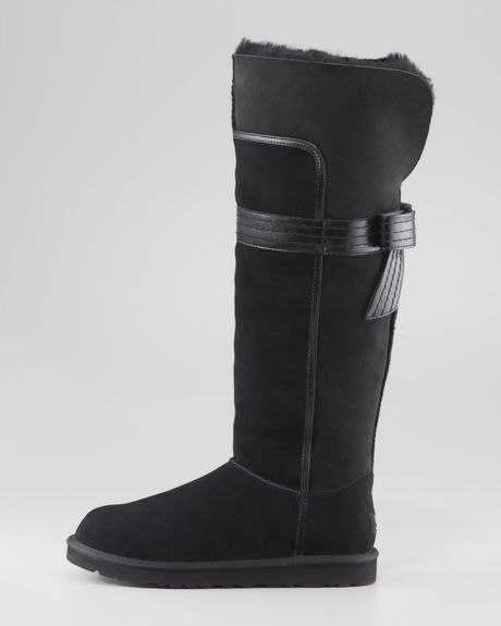 ugg genevieve boot dillards