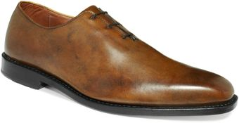 Allen Edmonds Hanover Plain Toe Shoes - Lyst