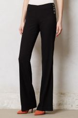 Anthropologie Brighton Wide Legs in Black - Lyst
