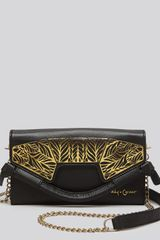 Foley + Corinna Crossbody Plated City On A String - Lyst