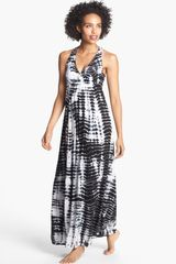 Hard Tail Twisty Back Maxi Dress - Lyst
