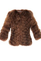 Hockley Fara Fur Jacket - Lyst