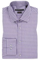 John Varvatos Slim Fit Dress Shirt - Lyst
