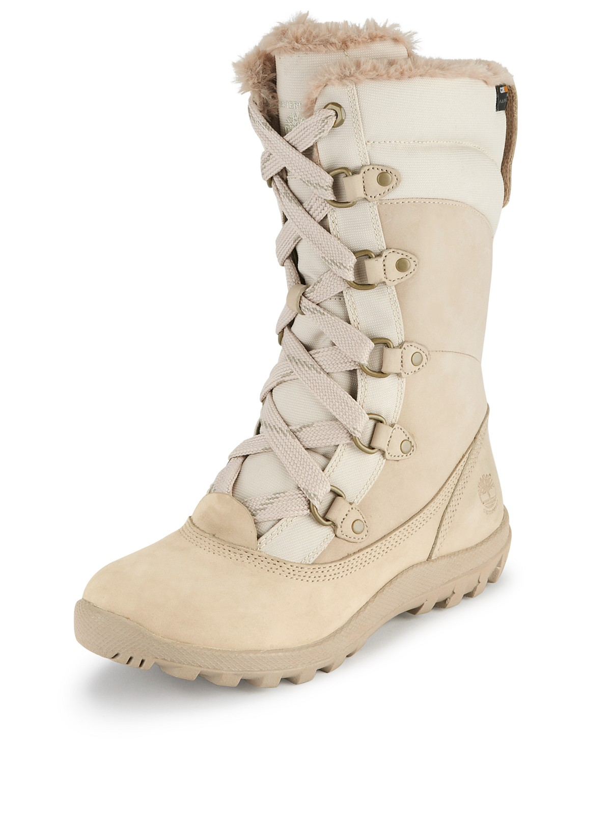 snow boots timberland