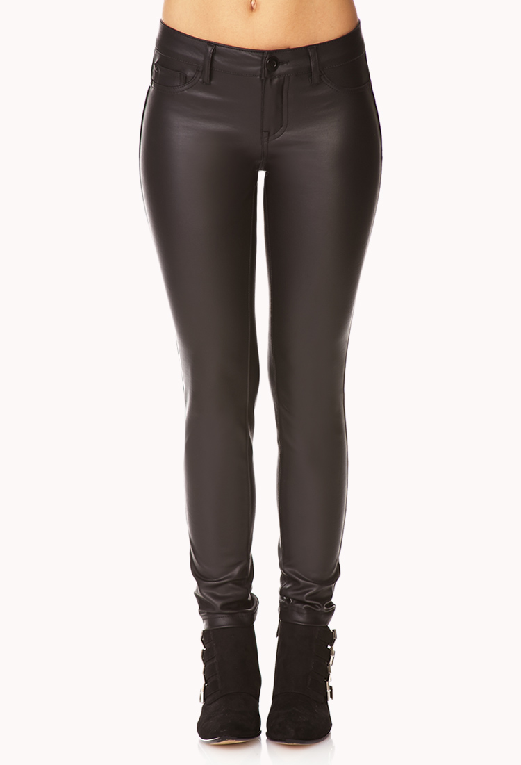 Shop for faux leather pants online at Target. Free shipping on purchases over $35 and save 5% every day with your Target REDcard.