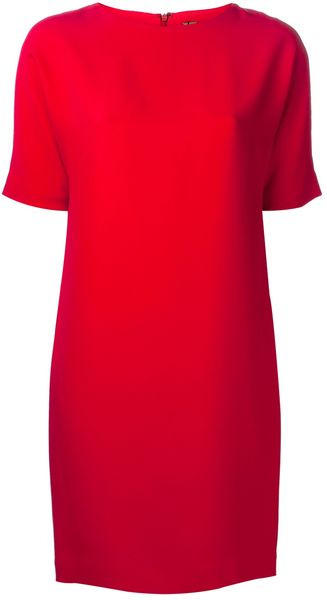 Adam Lippes Dolman Dress - Lyst