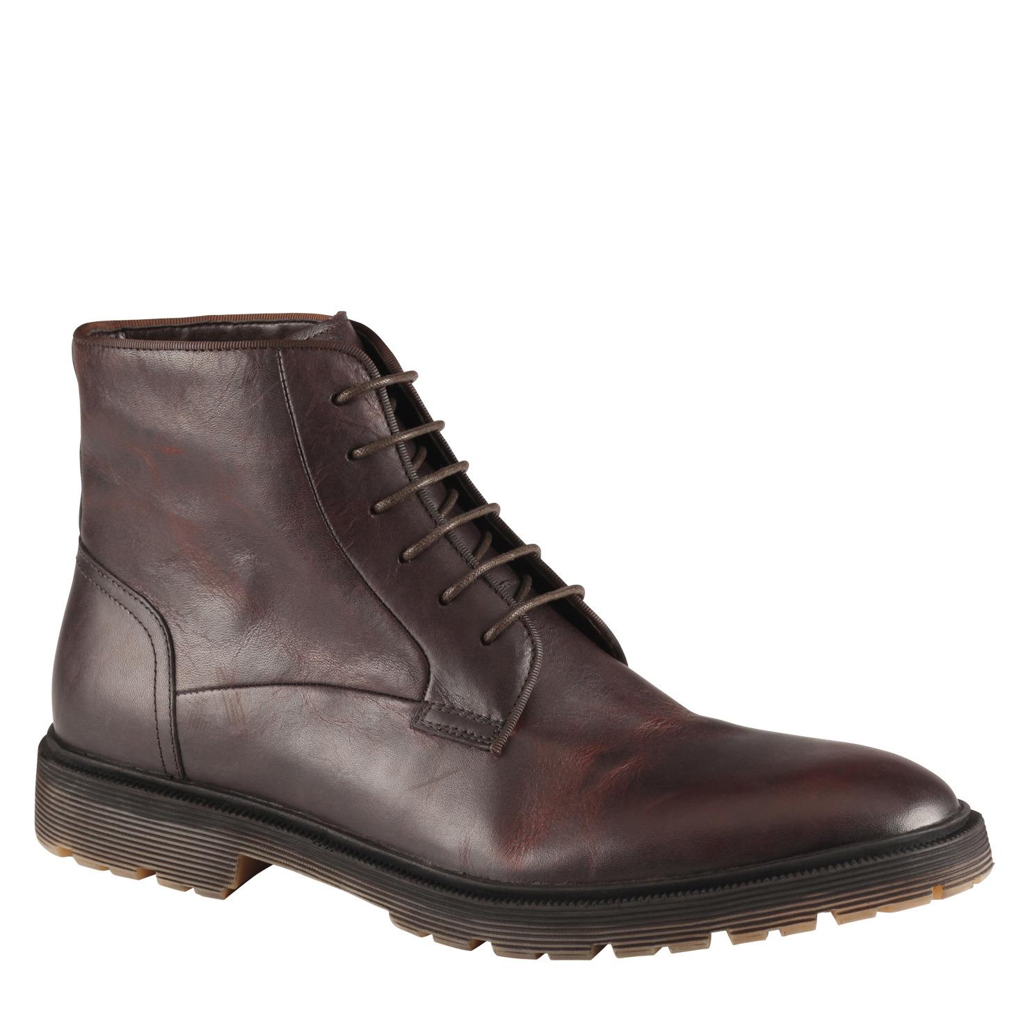 aldo bernon boots in brown for bordeaux lyst