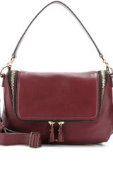 Anya Hindmarch Maxi Zip Mini Leather Shoulder Bag - Lyst